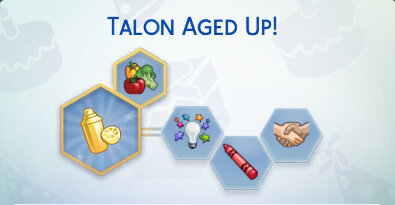 talonaged
